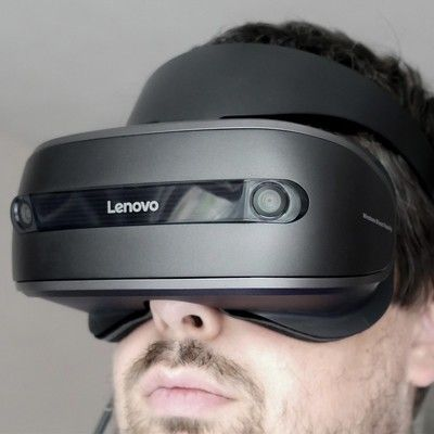 Explore brave new worlds with the $100 Lenovo mixed reality headset