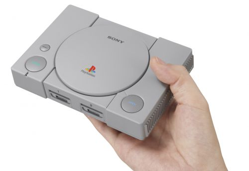 PlayStation Classic jumps on the retro trend December 3rd for $100