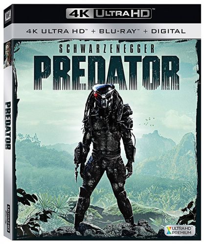 'Predator' 4K UHD August Release Date and Pre-Order