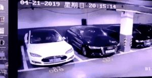 Tesla Model S explodes in Shanghai, cause yet to be determined