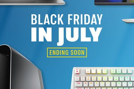 Dell Black Friday in July Sale 2021: Last chance to shop the deals
