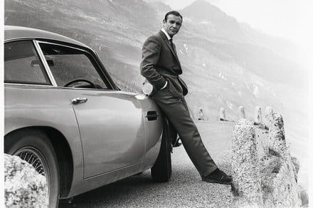 Aston Martin will revive James Bond's DB5 at a price only Goldfinger can afford