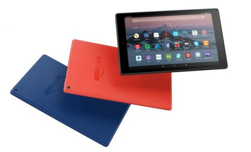 New Amazon Fire HD 10 adds Alexa hands-free