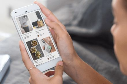 Like a pocketable personal stylist, Pinterest overhauls shopping tools