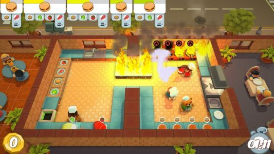OVERCOOKED is the Weekly Free Game on Epic Games Store