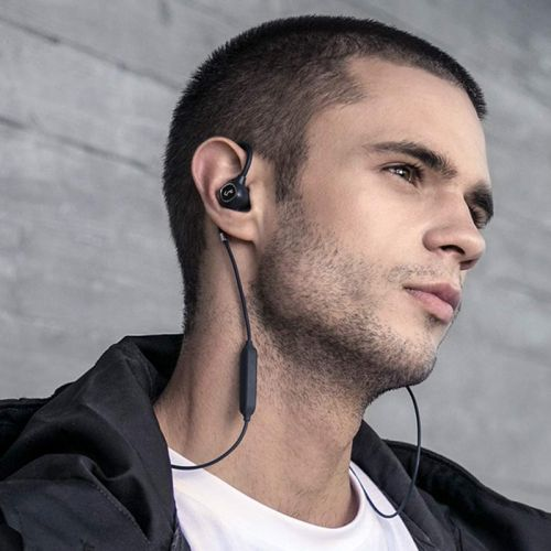 Aukey's new B80 Bluetooth Earbuds are now 30% off in red, black or white