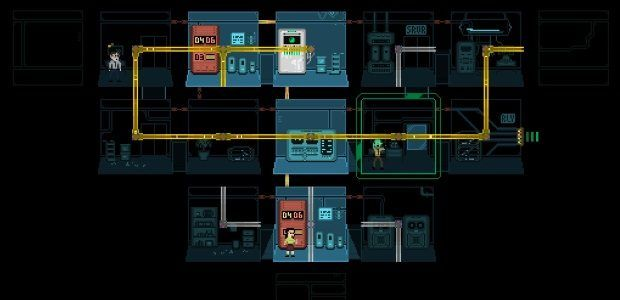 Cyberpunk puzzler Bit Rat: Singularity confirms the internet is a series of tubes
