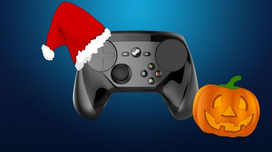 The Steam Halloween, Black Friday, and Winter Sale dates have been leaked