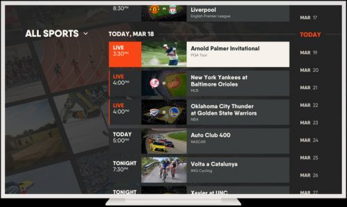 Streaming sports service fuboTV raises $75 million led by AMC