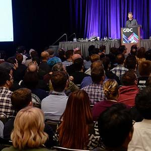 GDC 2018 is next week! Follow along on Gamasutra's official event page