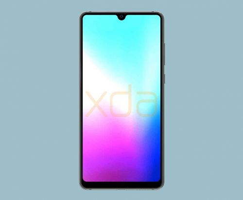 Huawei Mate 20 render leak hints at small notch and triple rear camera setup