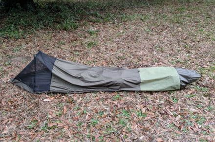 Go ultralight with the BivyPack - a backpack that transforms into a tent