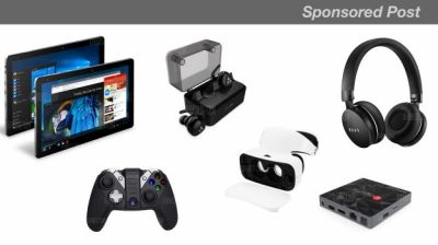 Geek deals: Save on tablets, VR goggles, and more with GearBest