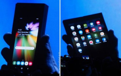 Samsung's first foldable phone is a missed opportunity