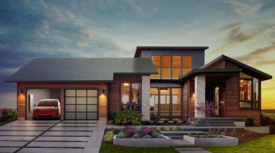 Tesla is making Solar Panels and Solar Roof into a package with Powerwall