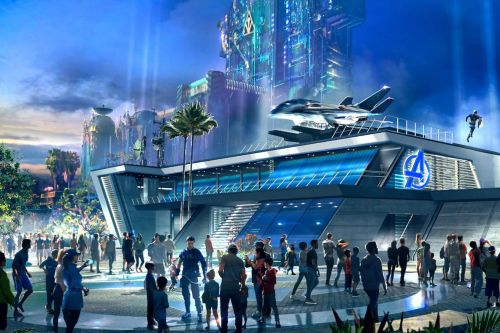 Avengers Campus is finally opening at Disneyland on June 4th