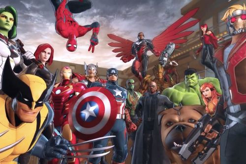 Marvel Ultimate Alliance 3 announced as a Nintendo Switch exclusive