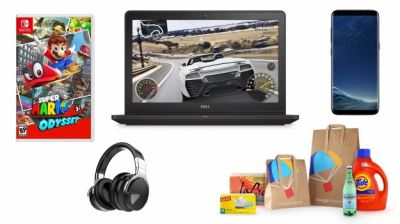Geek Deals Roundup: Save on Laptops, Bluetooth Headphones, and More