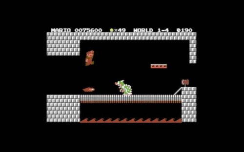 Super Mario Bros C64 port hit with DMCA after 7-year development
