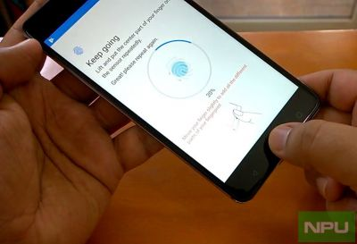 How fast Nokia 6 Fingerprint scanner really is? Demo & how to set up
