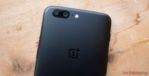 Bezel-Less OnePlus 5T Android Flagship Leaks In A New Render