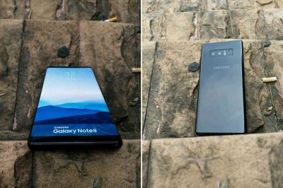 Samsung Galaxy Note 8 leaks continue with new images and pre-order info