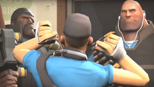Team Fortress 2's latest strike against bots is silencing new players