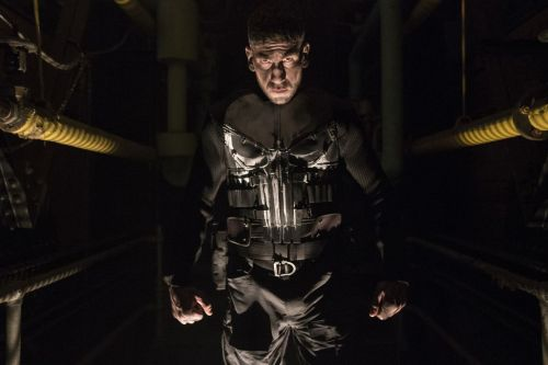 Netflix's Punisher series will begin streaming November 17th