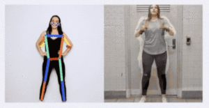 Google launches Move Mirror, AI that detects and matches body poses with pictures