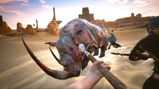 Survival sensation Conan Exiles leaves early access on Xbox One and PC in May 2018