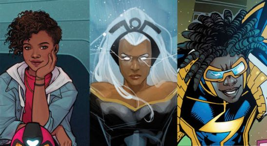 9 Black Superheroes Who Deserve Their Own Shows
