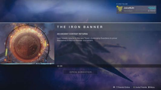Destiny 2 Iron Banner: New Armor, Weapons, And Gear Rewards