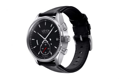 Leica's first watches are more than mere marketing