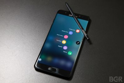 Leaked images show Samsung's all-new, non-exploding Galaxy Note 7