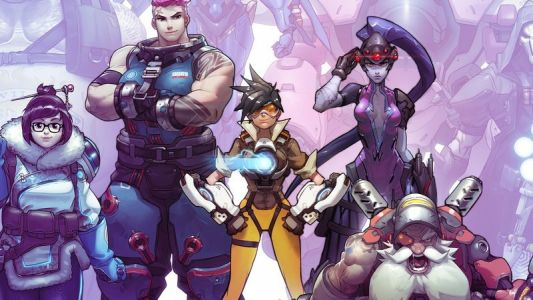 Overwatch gets Winter Wonderland 2018 event today