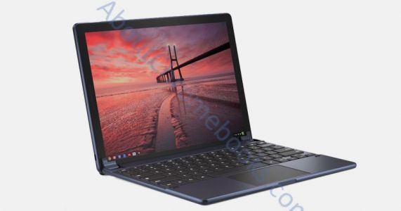 This could be our first look at Google's new Chromebook