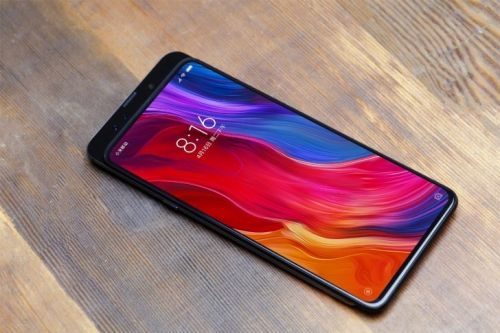 Xiaomi render suggests the Mi Mix 3 will also feature a mechanical slider