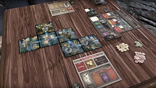 A Bloodborne Board Game Hits Kickstarter This Tuesday