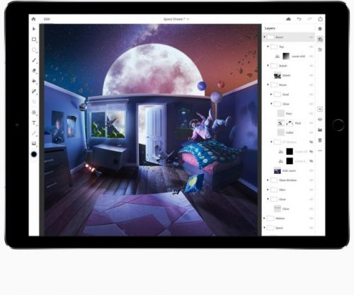 "Adobe Is Bringing ""Real Photoshop"" to the iPad"