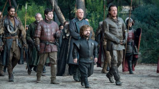 'Game of Thrones' script notes prove Tyrion really is in love with Daenerys