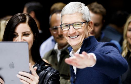 Tim Cook hints Apple's TV service could finally see the light of day this year