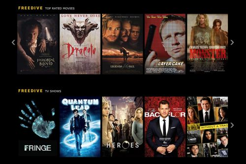 IMDb has launched an ad-supported movie streaming service