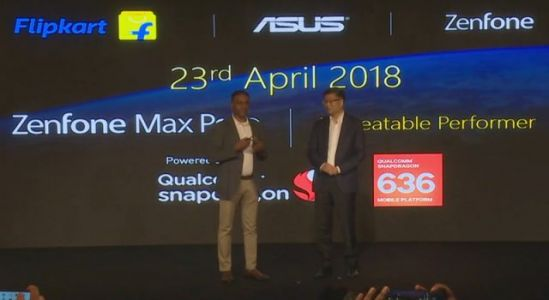 ASUS Zenfone Max Pro expected to launch in India on April 23 exclusively at Flipkart