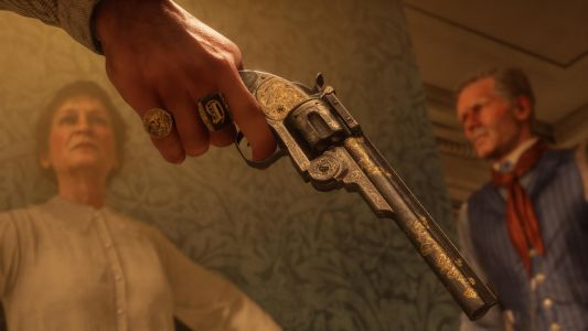 Here Are Red Dead Redemption 2's HUD Options