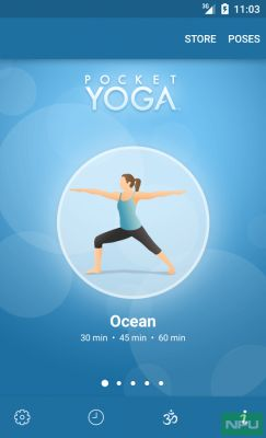 Pocket Yoga for Android goes free as myAppFree app of the day
