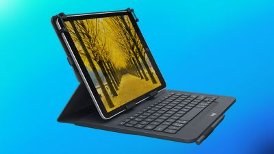 Logitech Universal Folio turns almost any tablet into a 2-in-1 computer