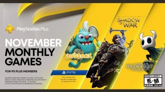 Bugsnax is the first free game with PS Plus on PS5