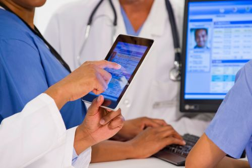 How smartphone apps could help keep health records accurate