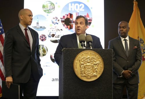 Amazon just visited New Jersey - and the state is offering a $7 billion incentive to land HQ2
