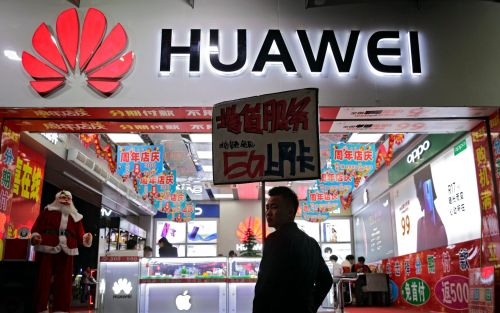 British officials recommend role for China's Huawei in 5G network